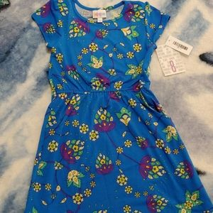 LuLaRoe Mae Child's Dress